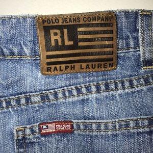 Ralph Lauren Jean Shorts!